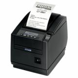 Citizen CT-S801II, 8 Punkte/mm (203dpi), Cutter, Display, schwarz