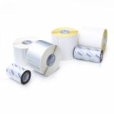 Citizen BOX PACK, Etikettenrolle, Farbband, Normalpapier, Wachs, 100x59mm