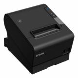 Epson TM-T88VI-iHub, Fiscal DE, TSE: 5 Jahre, USB, RS232, Ethernet, ePOS, schwar