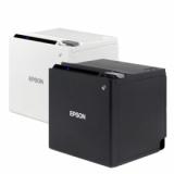 Epson TM-m30c, USB, BT, Ethernet, 8 Punkte/mm (203dpi), ePOS, weiß