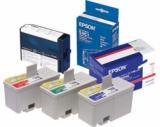 Epson Cartridge C-100, 4-farbig