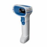 Zebra DS8108-HC, 2D, SR, Multi-IF, Kit (USB), weiß, blau